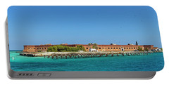 Fort Jefferson, Dry Tortugas National Park Portable Battery Charger