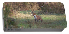 Fox On Prowl Portable Battery Charger