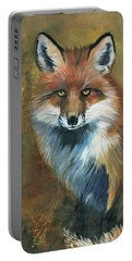 Fox Shows The Way Portable Battery Charger