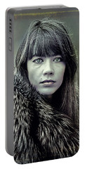 Francoise Hardy  Portable Battery Charger