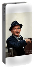 Frank Sinatra At Capitol Records, 1953 Portable Battery Charger
