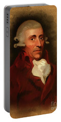Franz Joseph Haydn, Music Legend Portable Battery Charger