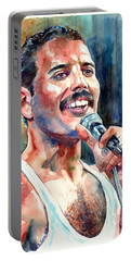 Freddie Mercury Live Aid Portable Battery Charger