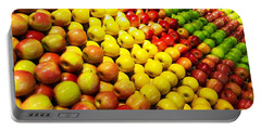 Fresh Apples Portable Battery Charger