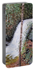 Frolictown Falls Portable Battery Charger