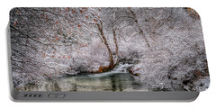 Frosty Pond Portable Battery Charger
