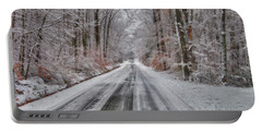 Frozen Road Portable Battery Charger