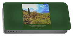 Portable Battery Charger featuring the photograph Fruits Of Our Labor by Judy Kennedy