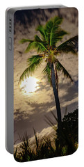 Full Moon Palm Portable Battery Charger