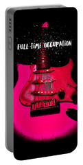 Full Time Occupation Guitar Portable Battery Charger
