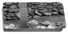 Gaelic Grave Portable Battery Charger