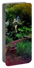Garden Fairy Fantasy Portable Battery Charger