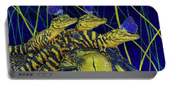 Gator Nursery  Portable Battery Charger