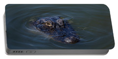Gator Stare Portable Battery Charger