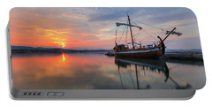 Portable Battery Charger featuring the photograph Gaul by Davor Zerjav