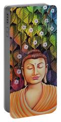 Gautama Buddha  Portable Battery Charger