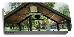 Geiser Pollman Park Shelter Portable Battery Charger