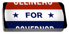 Gelineau For Governor 2018 Portable Battery Charger