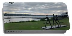 Gene Colon Memorial Beach Park Portable Battery Charger
