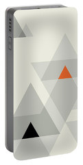 Geometric Painting 15 Portable Battery Charger
