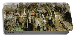 Ghosts Of Wwi Portable Battery Charger