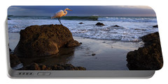 Giant Egret Portable Battery Charger