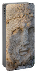 Giant Head Of Heracles,  Tumulus Portable Battery Charger