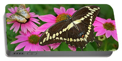 Giant Swallowtail Papilo Cresphontes Portable Battery Charger