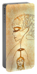 Gifts Of The Mind Portable Battery Charger