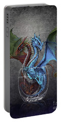 Gin And Tonic Dragon Portable Battery Charger