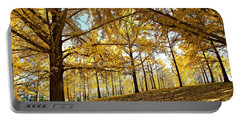 Ginkgo Grove Portable Battery Charger