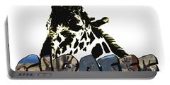 Giraffe Big Letter Portable Battery Charger