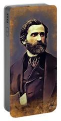 Giuseppe Verdi, Music Legend Portable Battery Charger