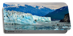 Glacier Calving Alaska  Portable Battery Charger