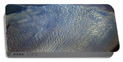 Glacier Texture Portable Battery Charger