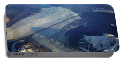 Glaciers Converge Portable Battery Charger