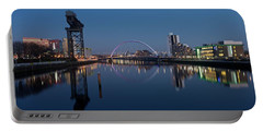 Glasgow Relfected Portable Battery Charger