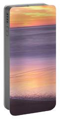 Gleneden Beach Sunset Portable Battery Charger