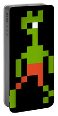 Portable Battery Charger featuring the digital art Goblin 002 by Bfm