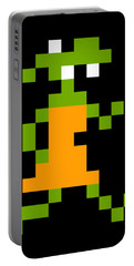 Portable Battery Charger featuring the digital art Goblin 003 Sprite by Bfm