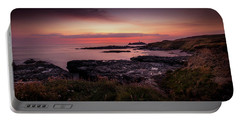 Godrevy Sunset - Cornwall Portable Battery Charger