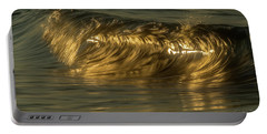 Gold Everywhere Portable Battery Charger