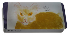 Golden Cat Portable Battery Charger