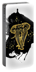 Golden Elephant Portable Battery Charger