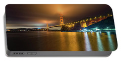 Golden Gate Bridge Portable Battery Charger