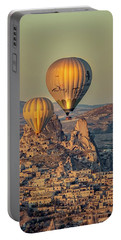 Golden Hour Balloons Portable Battery Charger