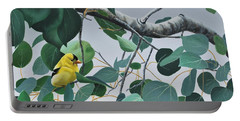 Goldfinch And Aspen Portable Battery Charger
