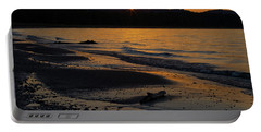 Good Harbor Bay Sunset Portable Battery Charger