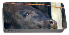 Portable Battery Charger featuring the photograph Good Morning by Rosanne Licciardi