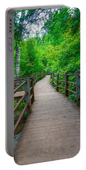 Gooseberry River Trail Portable Battery Charger